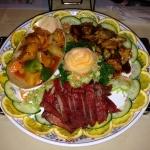 kantonese-rijsttafel