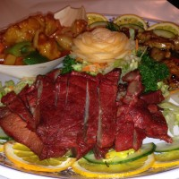 Restaurant aanbieding -Chef Kok menu
